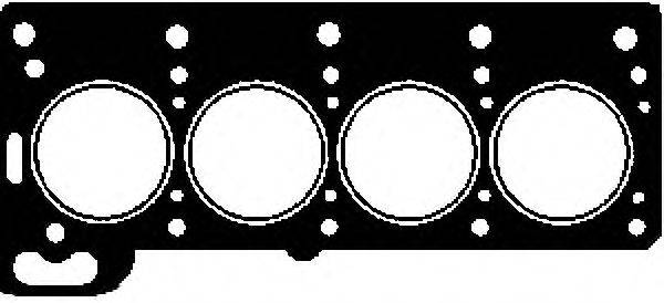 Прокладка, головка цилиндра GLASER H04685-00