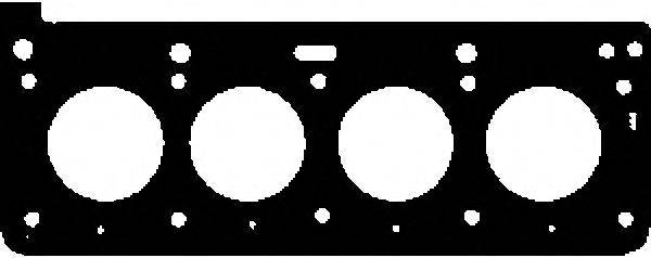 Прокладка, головка цилиндра GLASER H03910-00