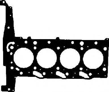 Прокладка, головка цилиндра GLASER H05555-00