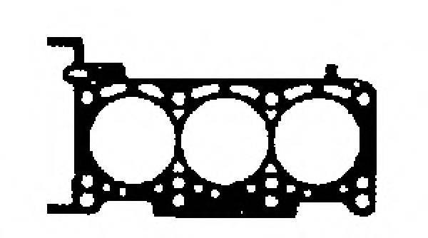 Прокладка, головка цилиндра GLASER H01842-00
