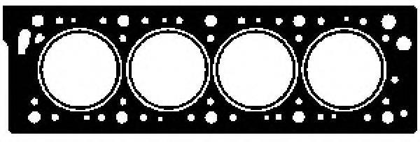 Прокладка, головка цилиндра GLASER H07312-00