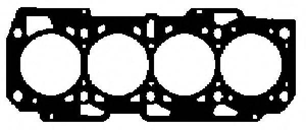 Прокладка, головка цилиндра GLASER H07601-00