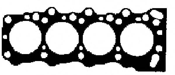 Прокладка, головка цилиндра GLASER H07916-00
