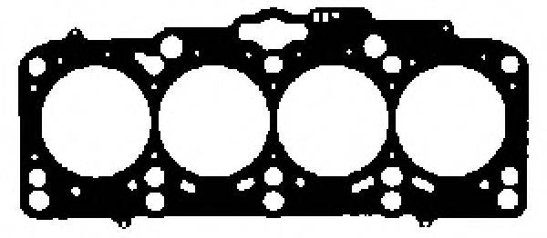 Прокладка, головка цилиндра GLASER H08124-00