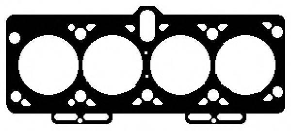 Прокладка, головка цилиндра GLASER H08424-00