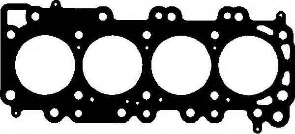 GLASER H1100730 Прокладка, головка цилиндра