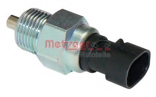 METZGER 0912037 Выключатель, фара заднего хода