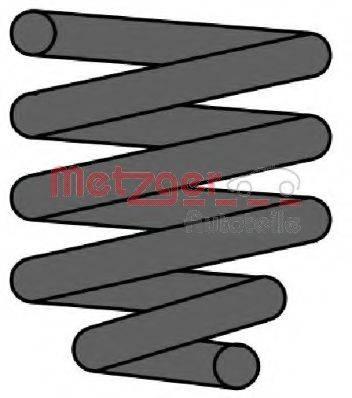 METZGER 2240312 Пружина ходовой части