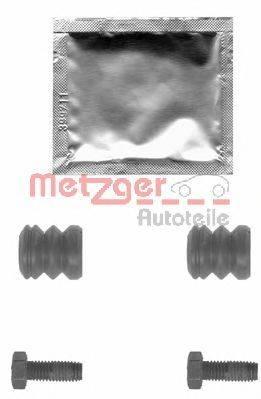 METZGER 1131301 комплект принадлежностей, тормозной суппорт